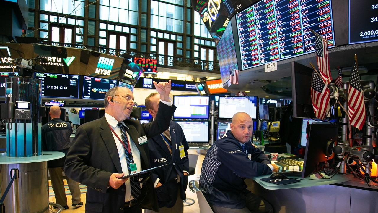米ニューヨーク株式市場