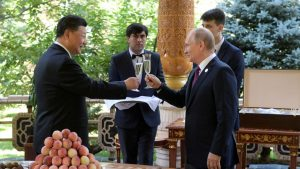 プーチンと習近平