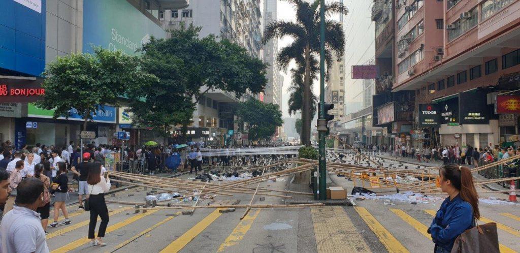 Roadblock in TST
