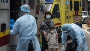 China has implemented a public transportation and airport lock down into different cities to slow down the spread of the Wuhan coronavirus