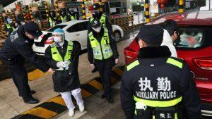 中国で新型ウイルス肺炎拡大 春節での感染拡大に懸念
