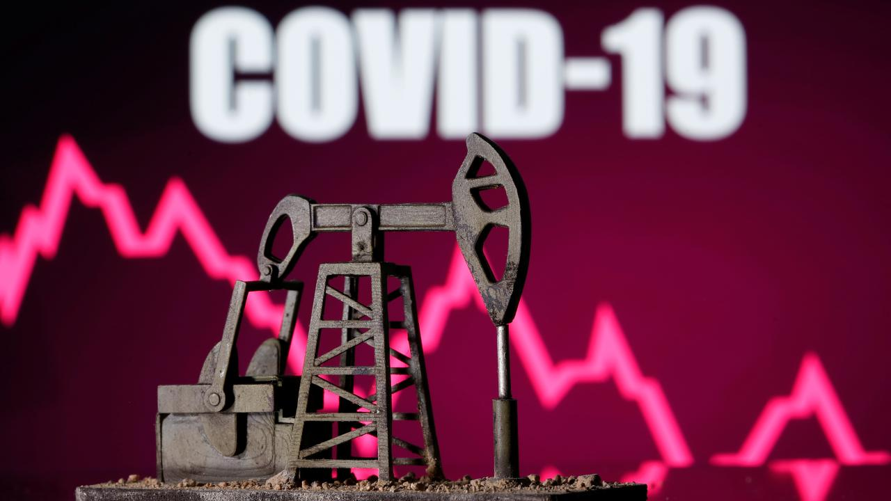 COVID-19 pandemic is creating an unprecedented glut in the oil market