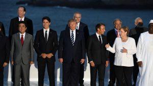 G7 summit in Biarritz, France, August 25, 2019