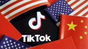 TikTok(写真:ロイター/アフロ)