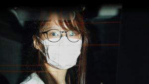 香港民主活動家・周庭氏を国安法違反で逮捕(写真:ロイター/アフロ)