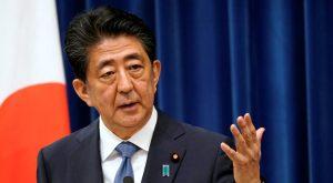 安倍首相が会見 新型コロナ対策と辞意表明(写真:代表撮影/ロイター/アフロ)