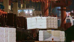 中国輸出管理法が実施(写真:AP/アフロ)
